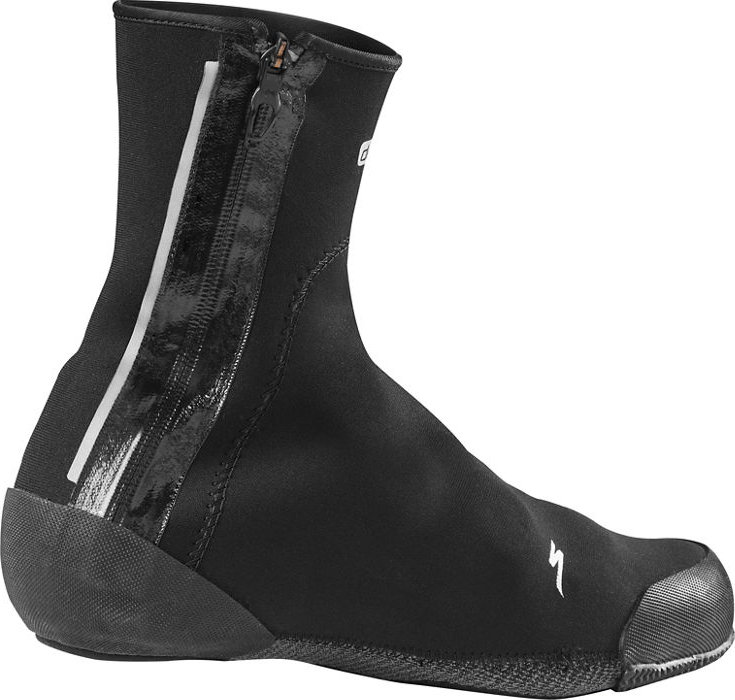 SPECIALIZED DEFLECT H20 SHOE COVER BLK S - Alpha Bikes