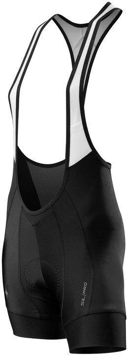 Specialized Women´s SL Pro Shorty Bib Shorts  Black Medium - Alpha Bikes