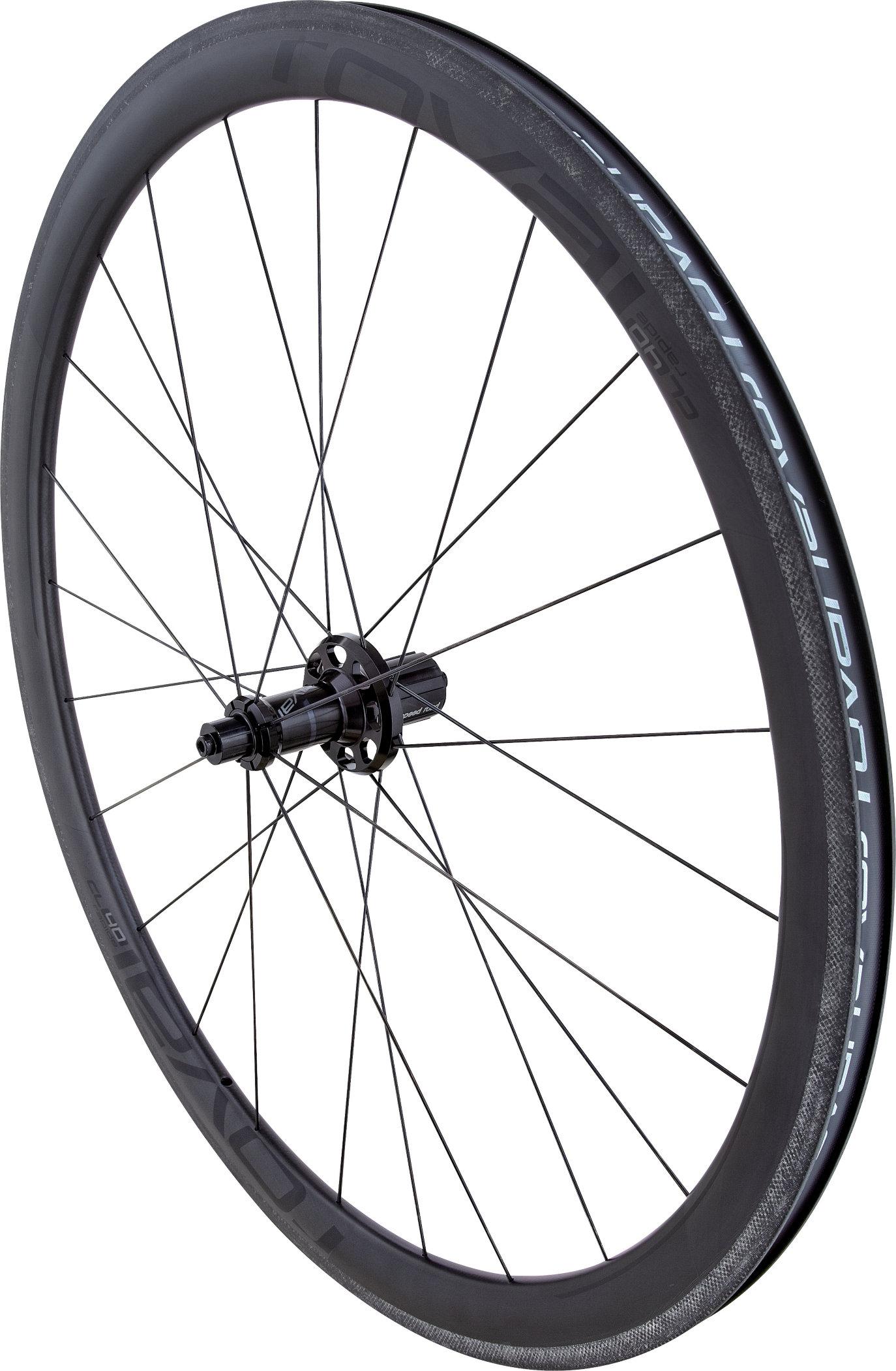 SPECIALIZED CL 40 REAR SATIN CARBON/BLK - Bike Zone