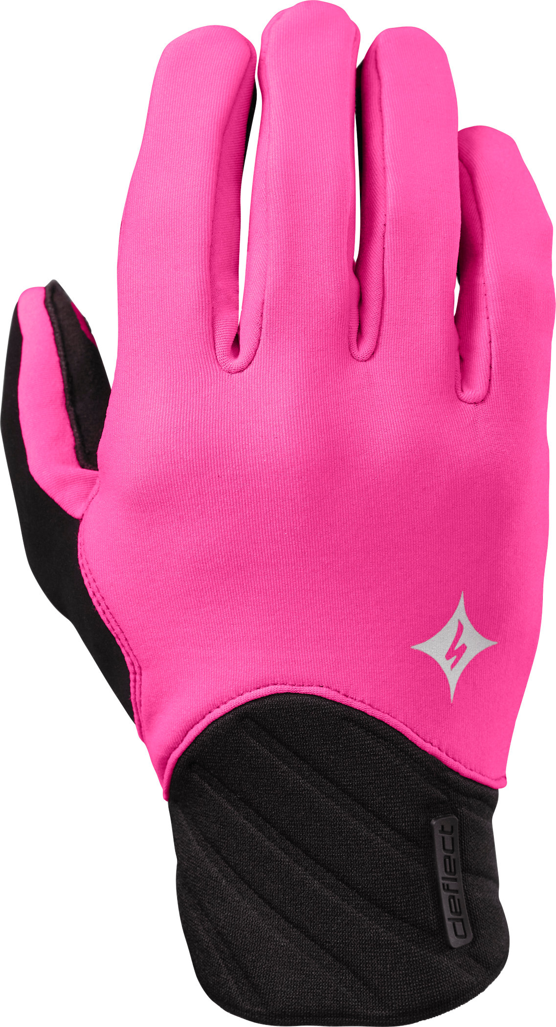 SPECIALIZED DEFLECT GLOVE LF WMN NEON PNK L - Bikedreams & Dustbikes