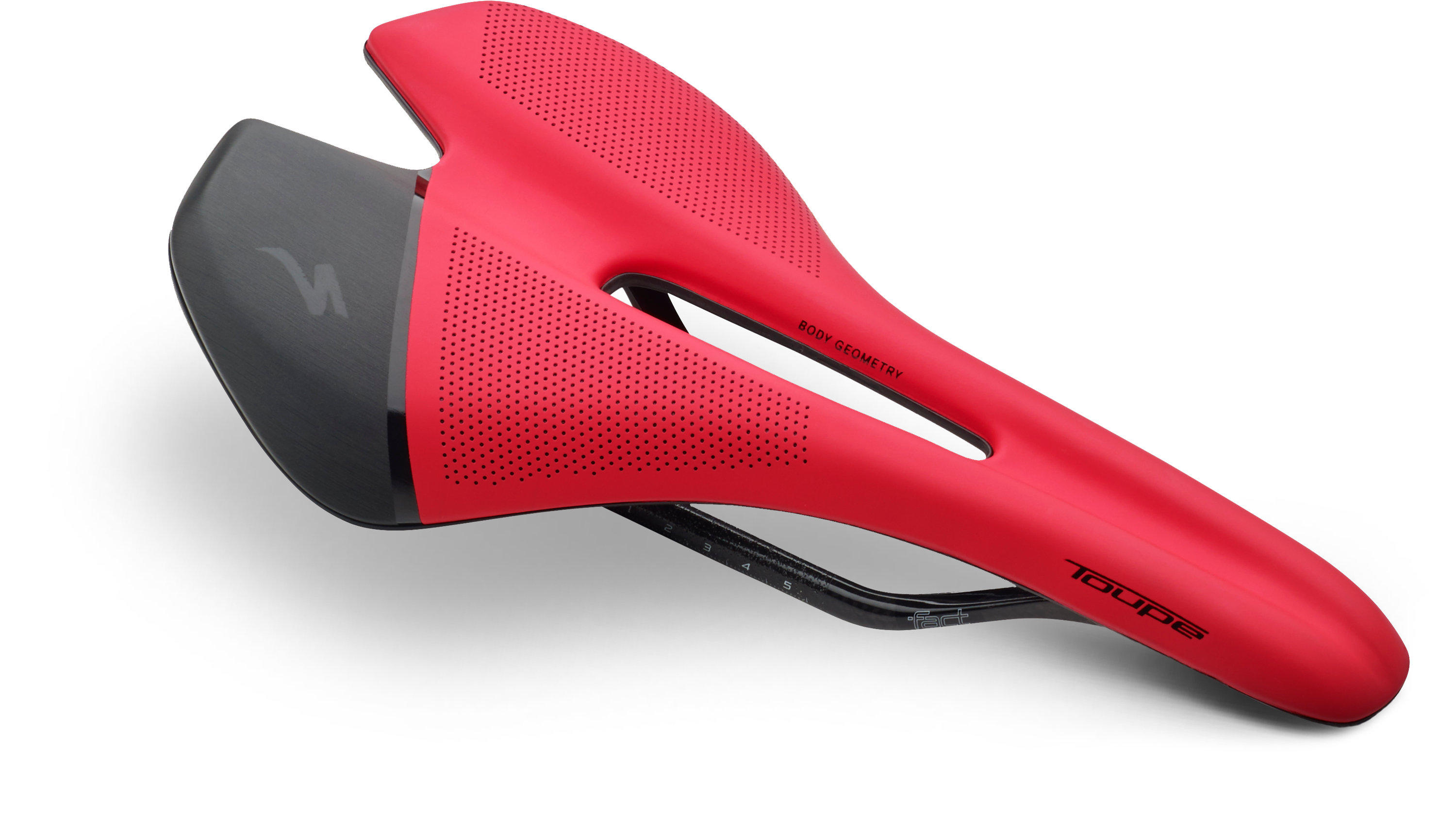 SPECIALIZED TOUPE PRO SADDLE TEAM 130 - Alpha Bikes