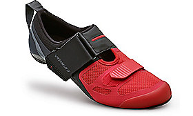 TRIVENT SC RD SHOE BLK/RED 40/7.5