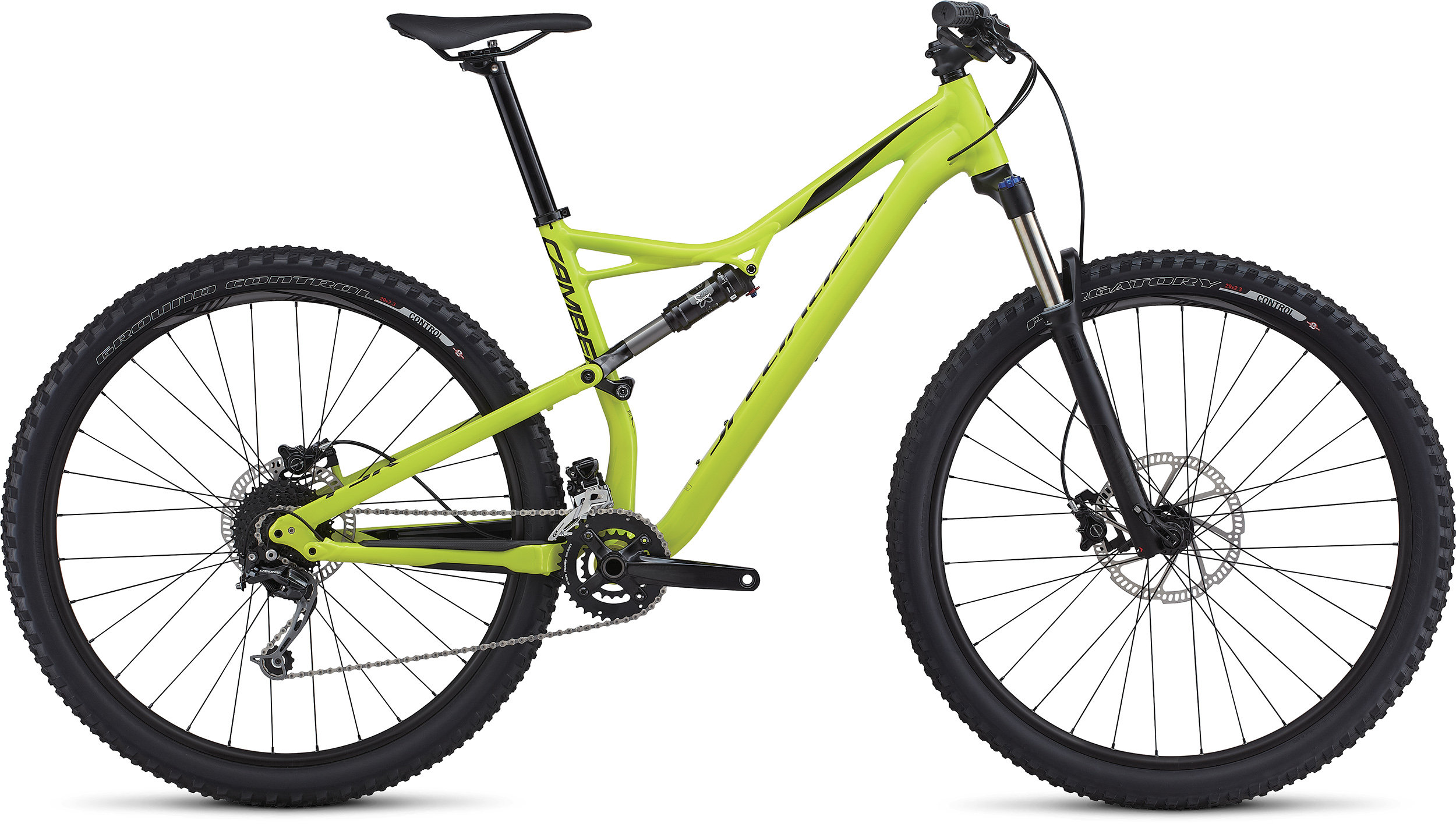 SPECIALIZED CAMBER FSR 29 HYP/BLK L - Pulsschlag Bike+Sport