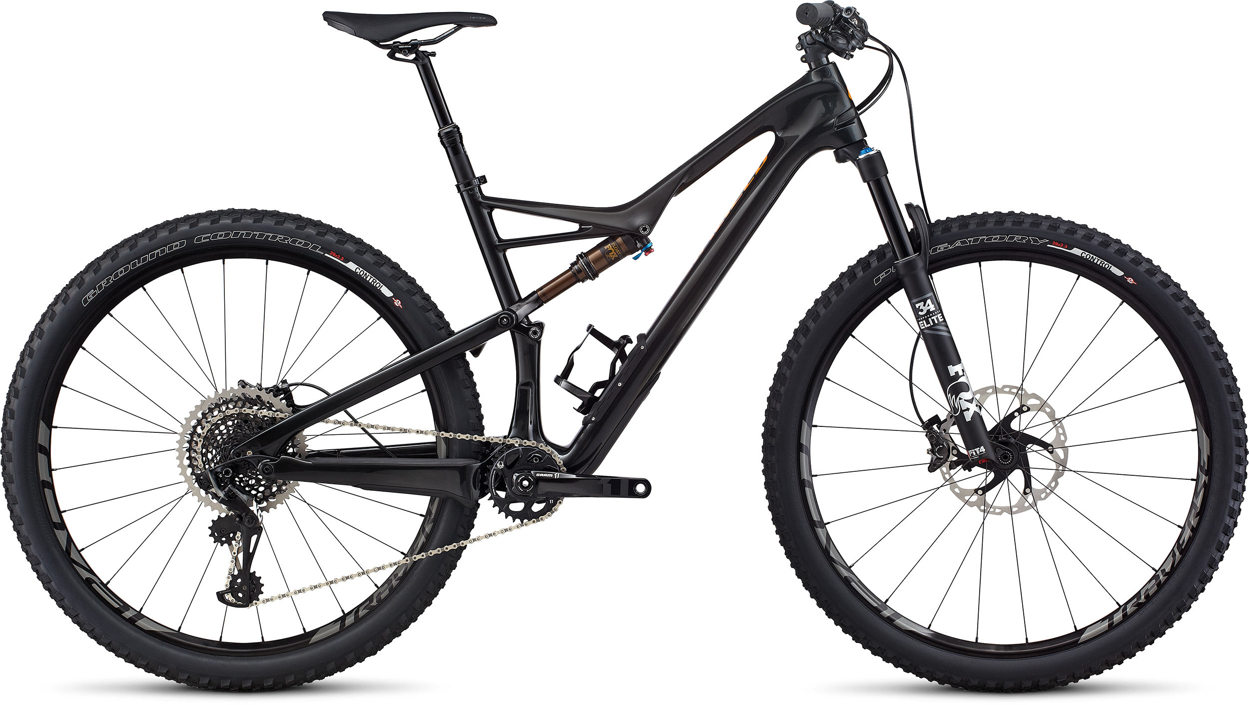SPECIALIZED CAMBER FSR PRO CARBON 29 WHTTNT/GLDORG S - Randen Bike GmbH