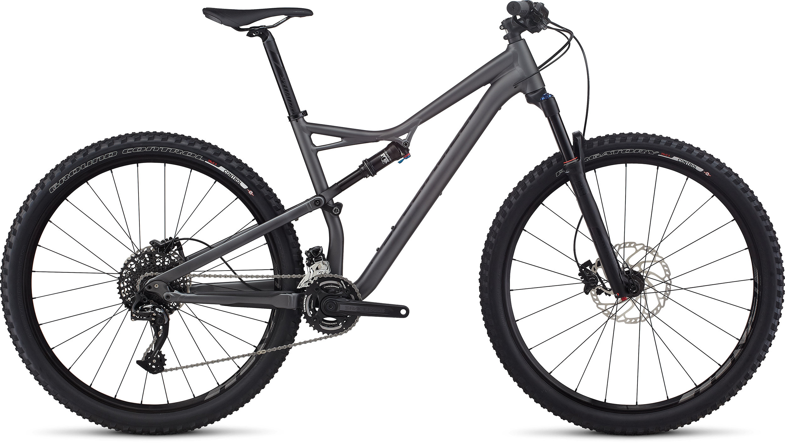 SPECIALIZED CAMBER FSR COMP 29 GRPH/BLK L - Pulsschlag Bike+Sport