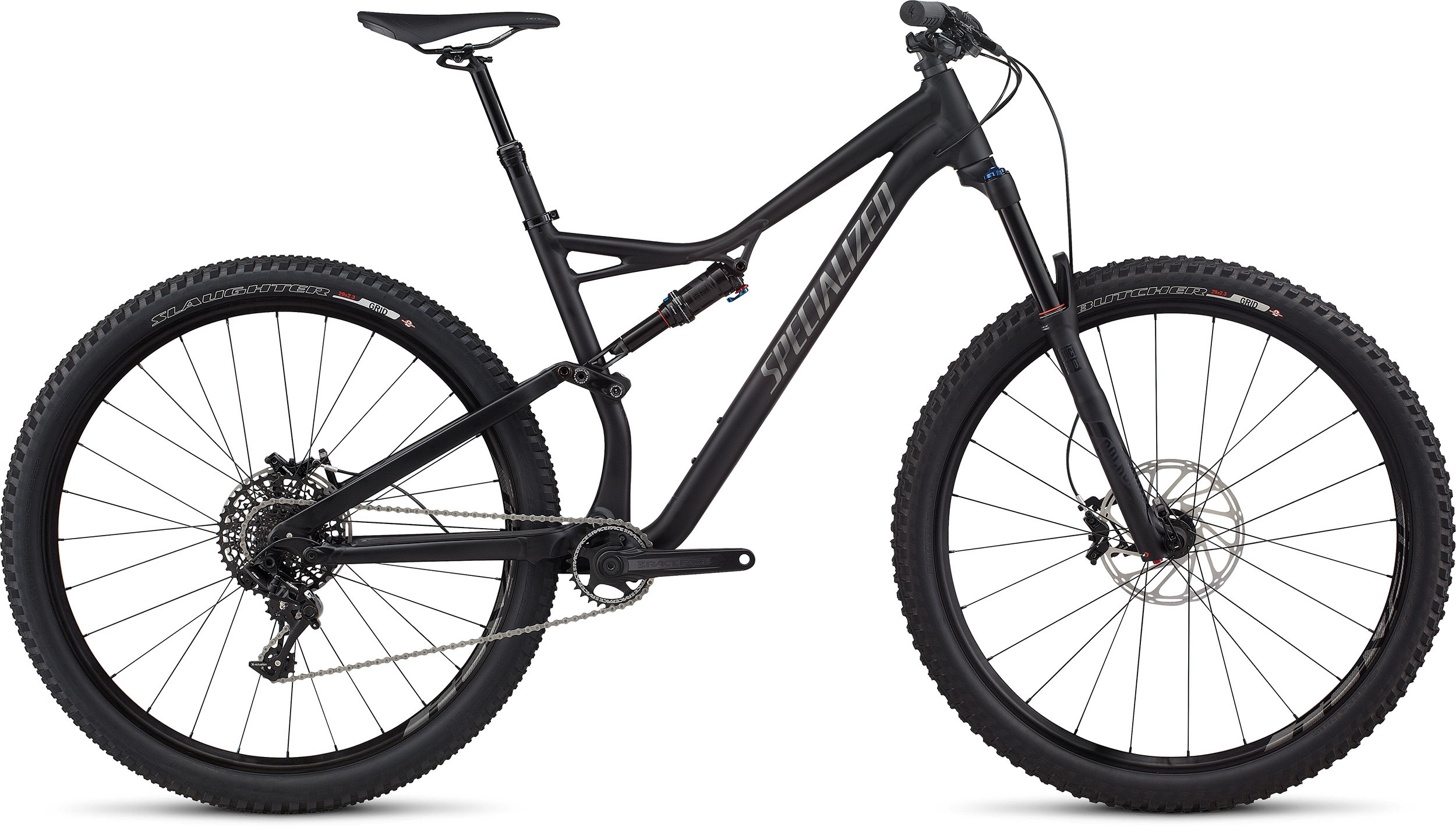 SPECIALIZED SJ FSR COMP 29 BLK/CHAR S - Bikedreams & Dustbikes