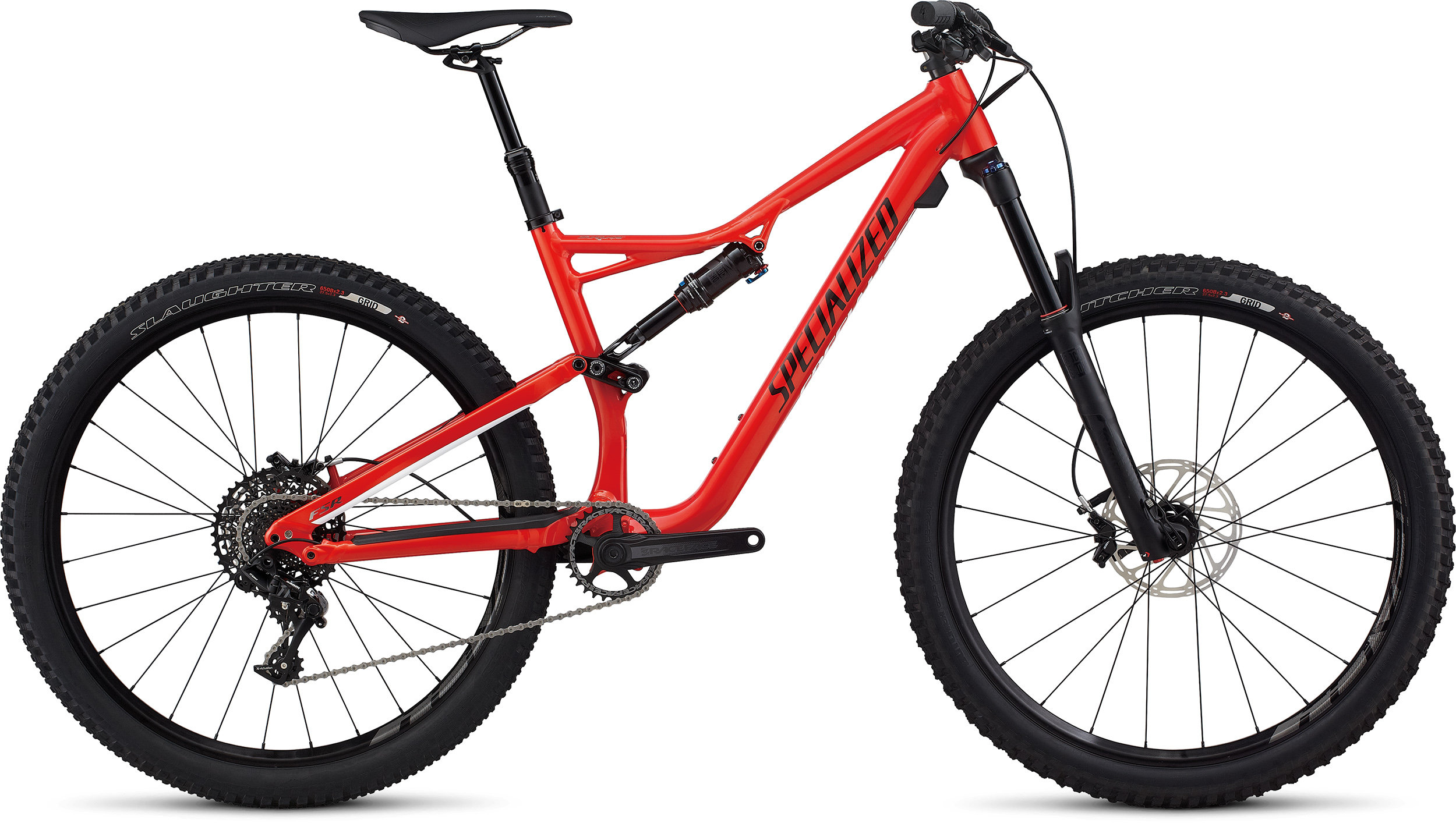SPECIALIZED SJ FSR COMP 650B NRDCRED/BLK L - Bike Zone