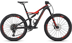 S-WORKS STUMPJUMPER FSR CARBON 650B
