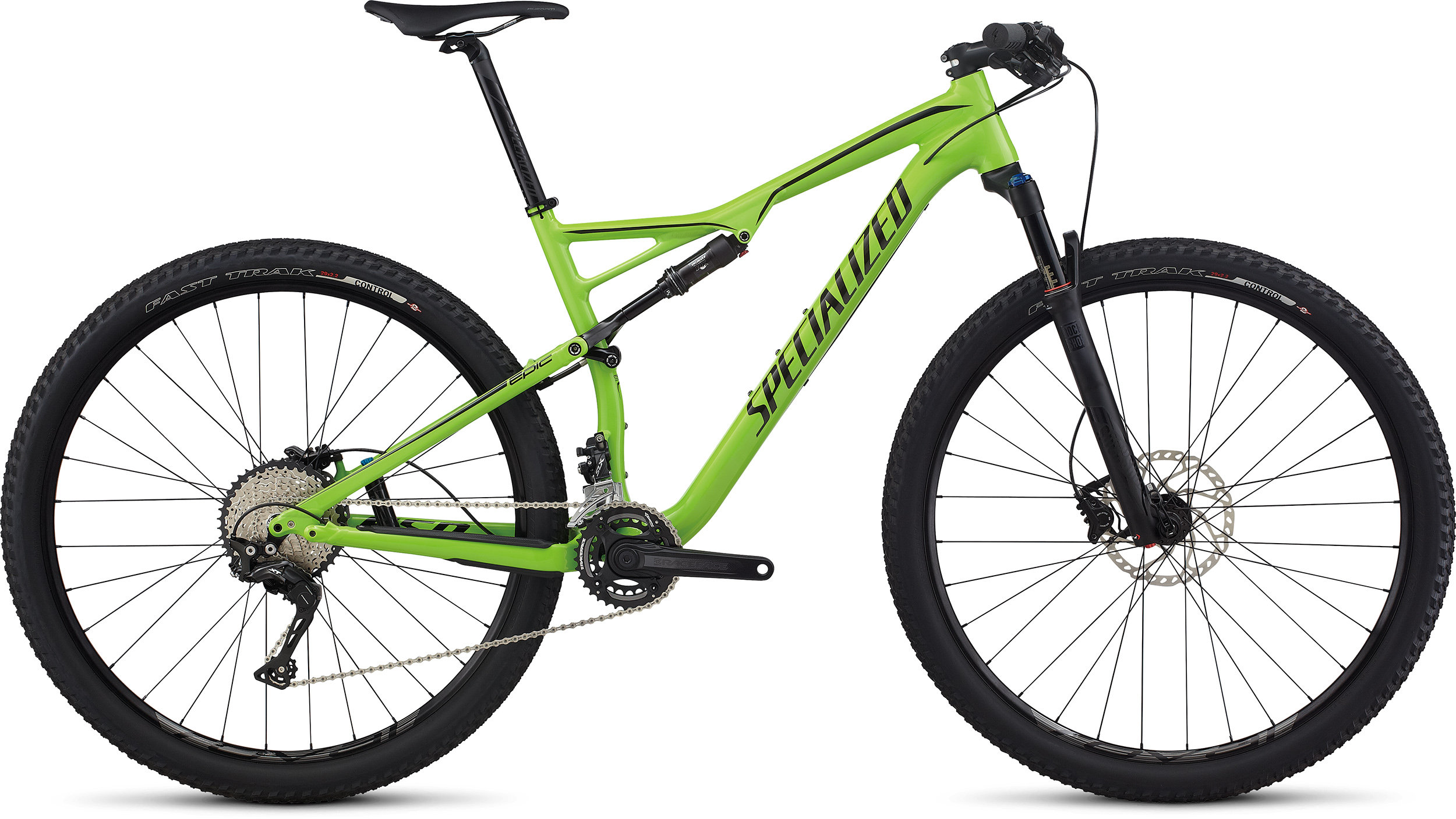 SPECIALIZED EPIC FSR COMP 29 MONGRN/BLK S - Bike Maniac