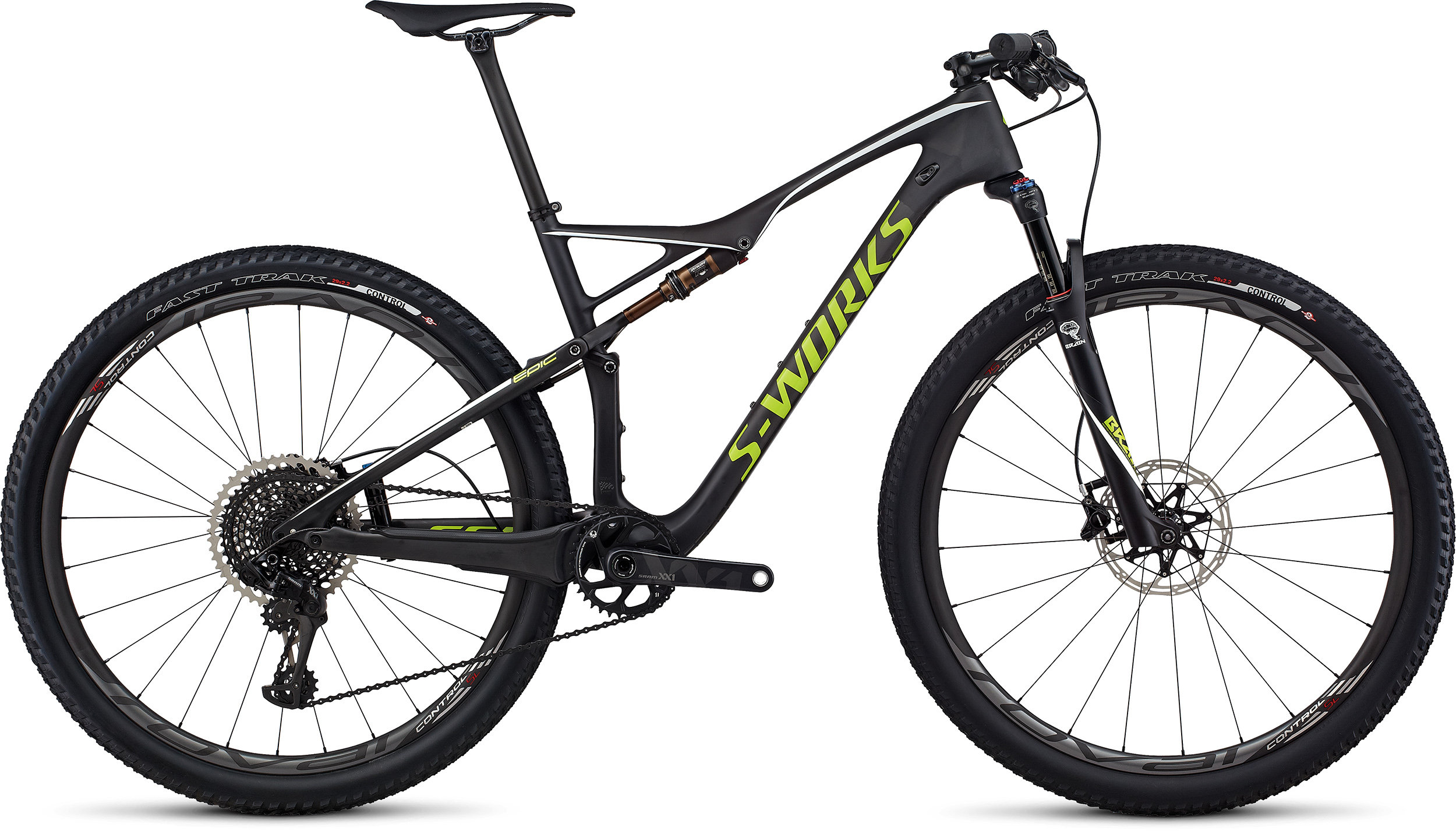 SPECIALIZED SW EPIC FSR CARBON WC 29 CARB/HYP/WHT S - Bike Maniac