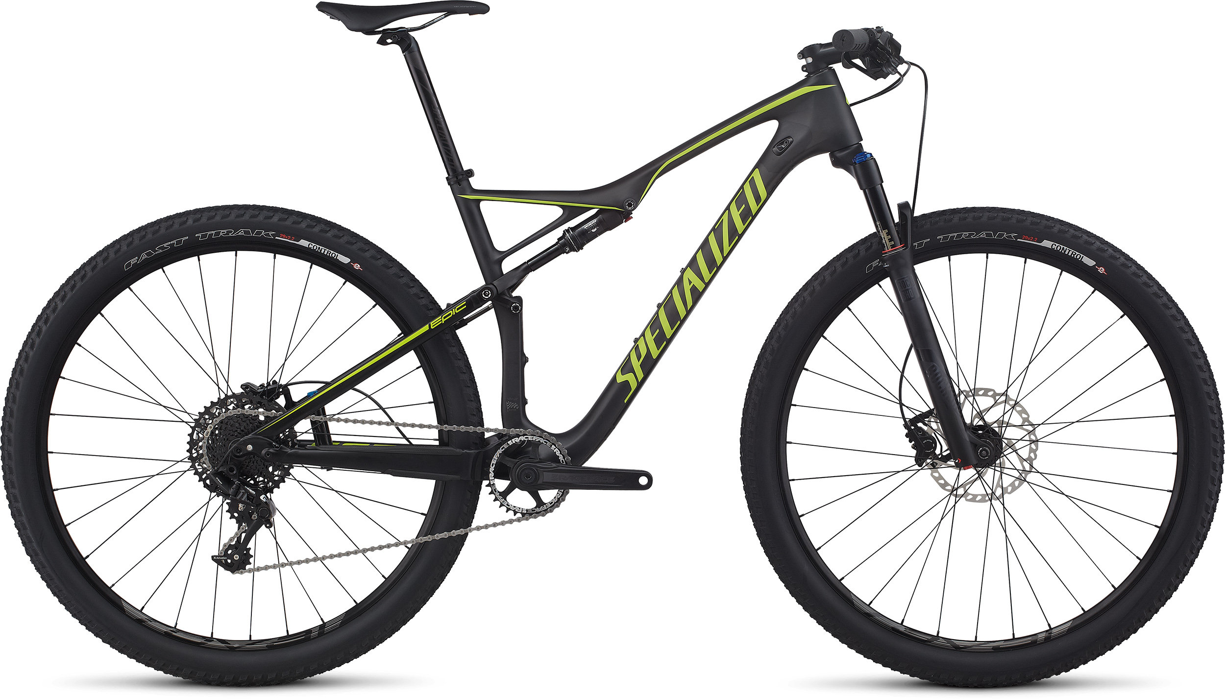SPECIALIZED EPIC FSR COMP CARBON WC 29 CARB/HYP S - Bikedreams & Dustbikes