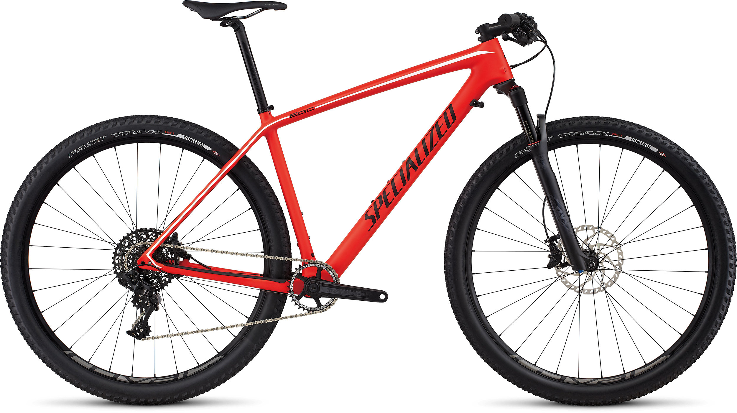 SPECIALIZED EPIC HT EXPERT CARBON WC 29 RKTRED/BLK/WHT S - Bikedreams & Dustbikes