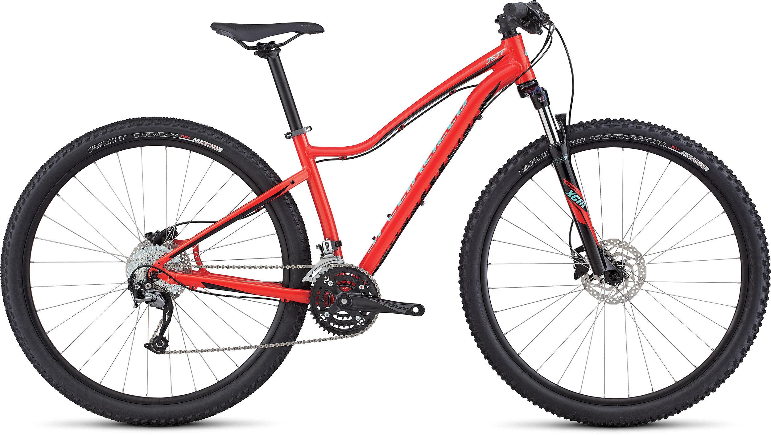 SPECIALIZED JETT SPORT 29 NRDCRED/TARBLK/LTTUR S - Bike Maniac
