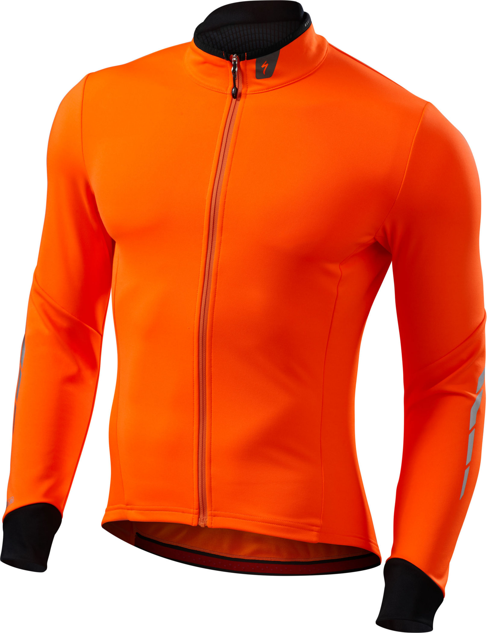 Specialized Element 1.0 Jacket   Neon Orange Medium - Alpha Bikes