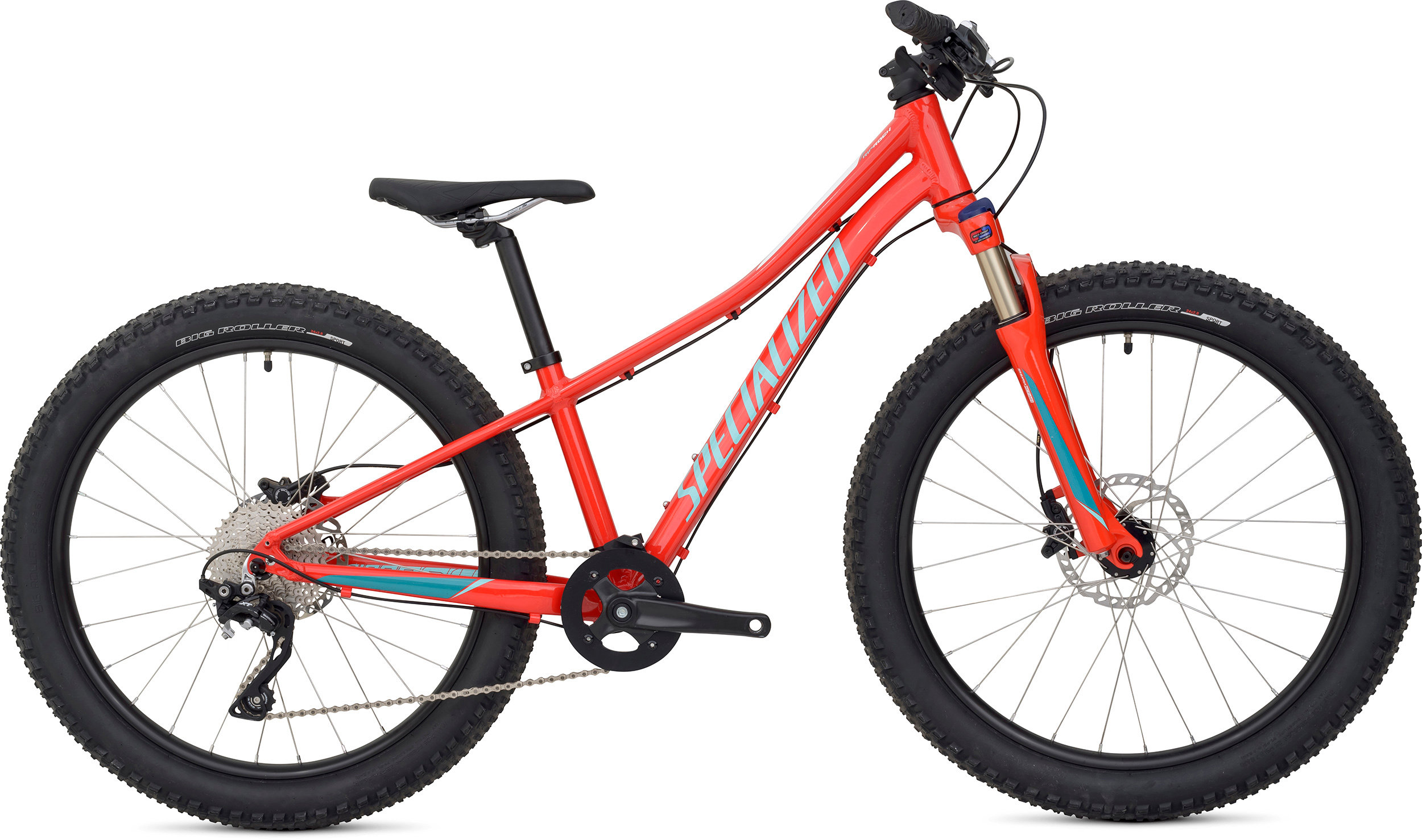 Specialized Riprock Expert 24 Nordic Red/Pearl Turquoise/Nordic Red 11 - Alpha Bikes