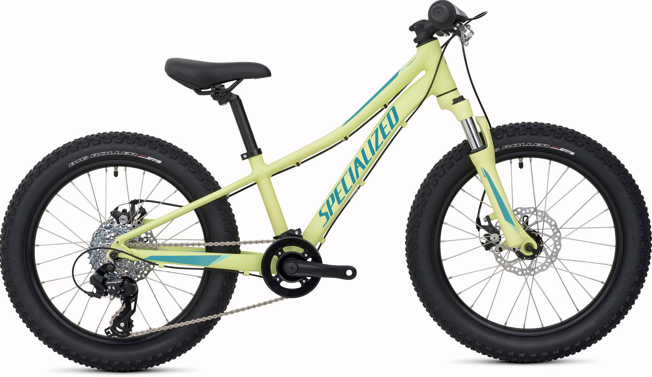 Specialized Riprock 20 Powder Green/Turquoise/Light Turquoise 9 - Pulsschlag Bike+Sport