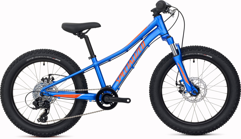 SPECIALIZED RIPROCK 20 RYLBLU/MXORG/WHT 9 - Bike Maniac