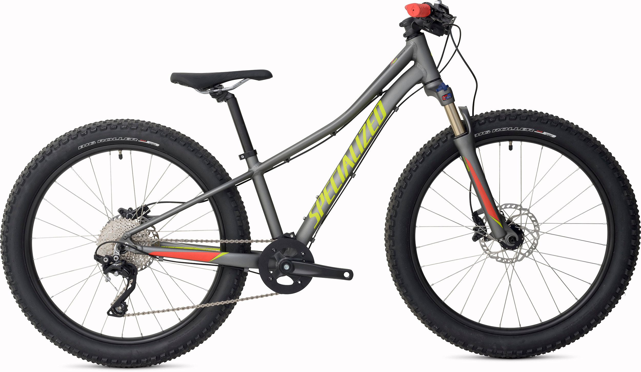 SPECIALIZED RIPROCK EXPERT 24 INT CHAR/BLK/HYP/NRDCRED 11 - Bike Zone