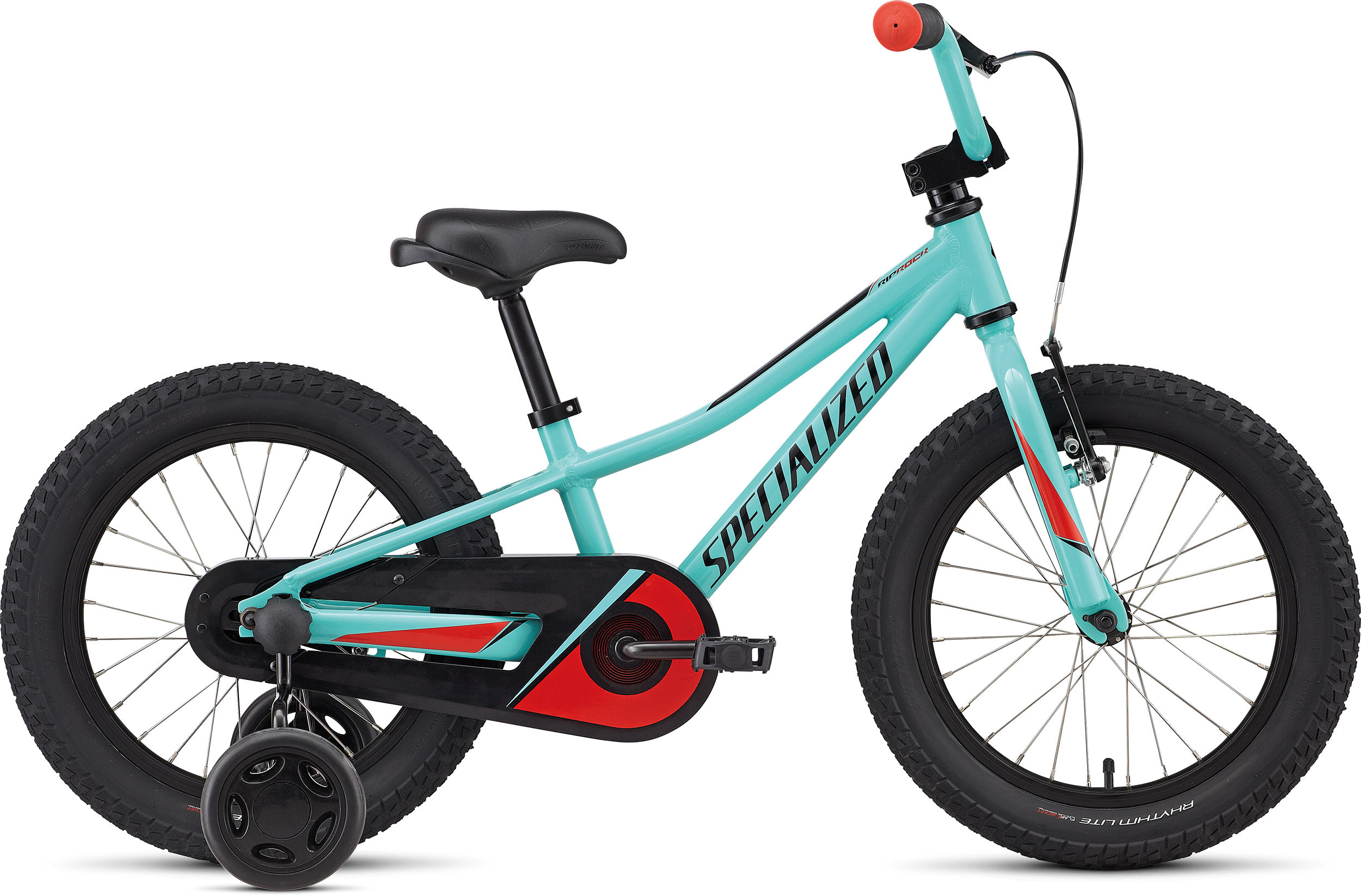Specialized Riprock Coaster 16 Gloss Light Turquoise/Nordic Red/Black 7 - Pulsschlag Bike+Sport