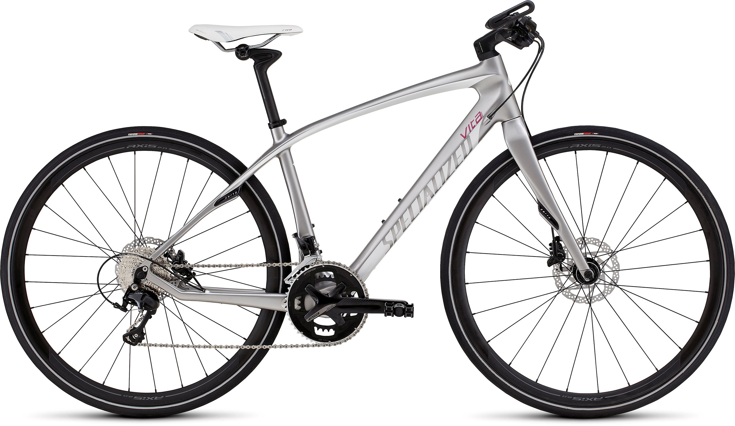 SPECIALIZED VITA EXPERT CARBON DISC PLAT/MCRPRLWHT/PNK S - SPECIALIZED VITA EXPERT CARBON DISC PLAT/MCRPRLWHT/PNK S