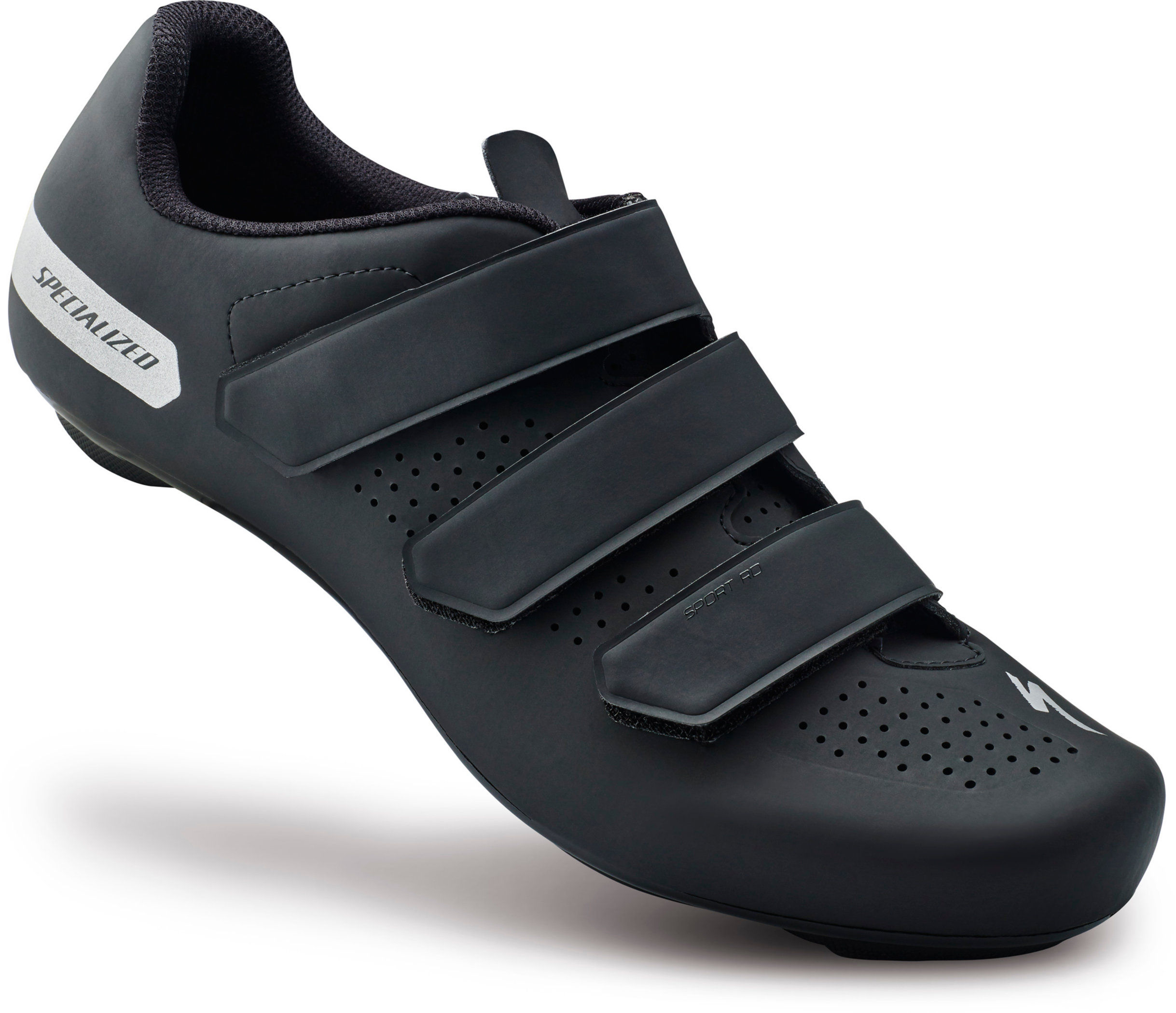 SPECIALIZED SPORT RD SHOE BLK 41/8 - Alpha Bikes