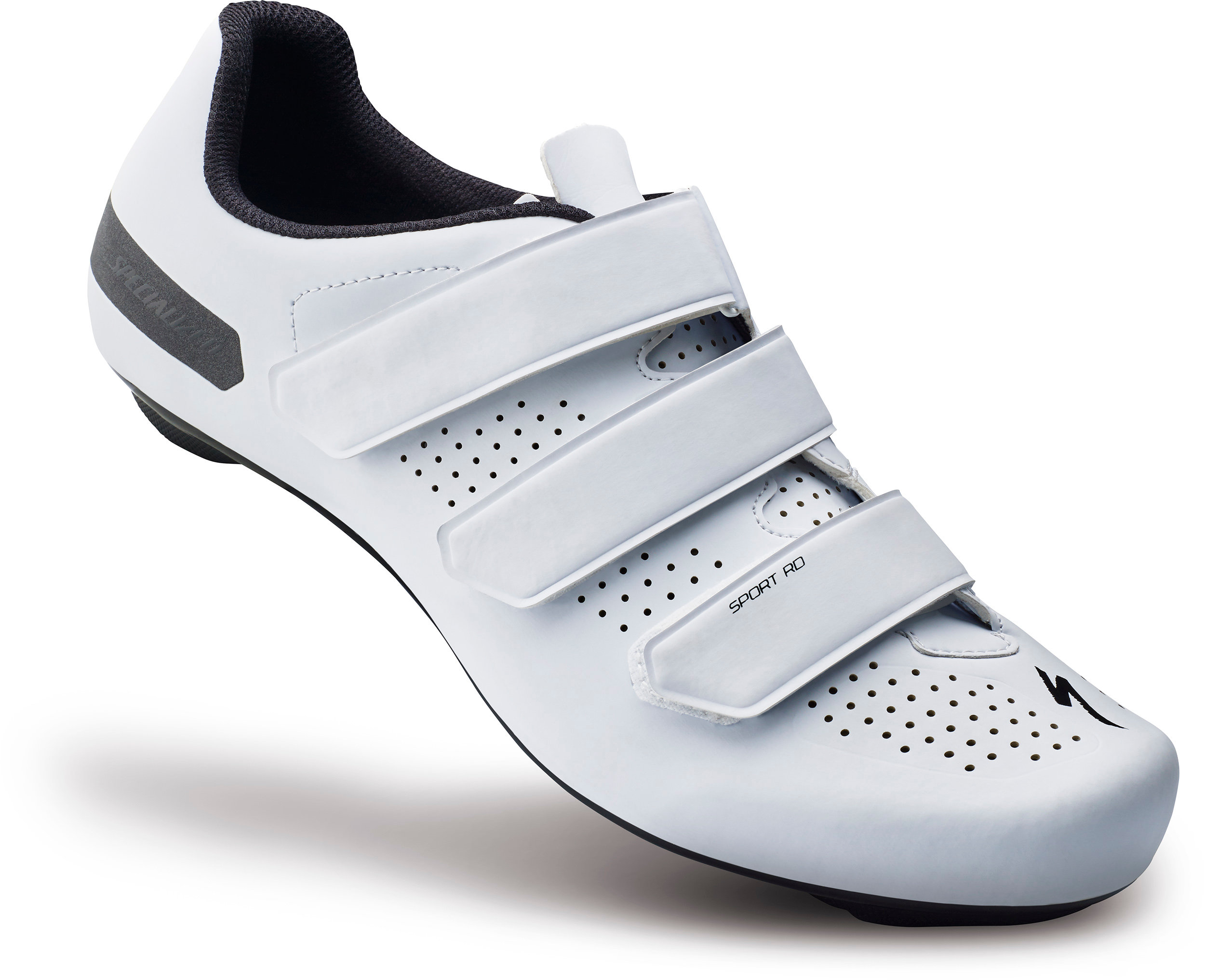 SPECIALIZED SPORT RD SHOE WHT 42/9 - Alpha Bikes