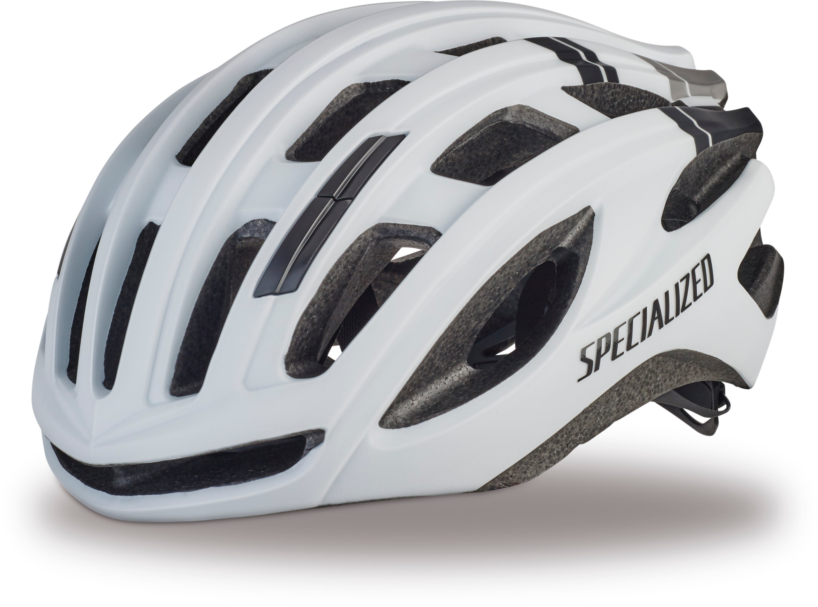 SPECIALIZED PROPERO 3 HLMT CE WHT M - Bike Zone