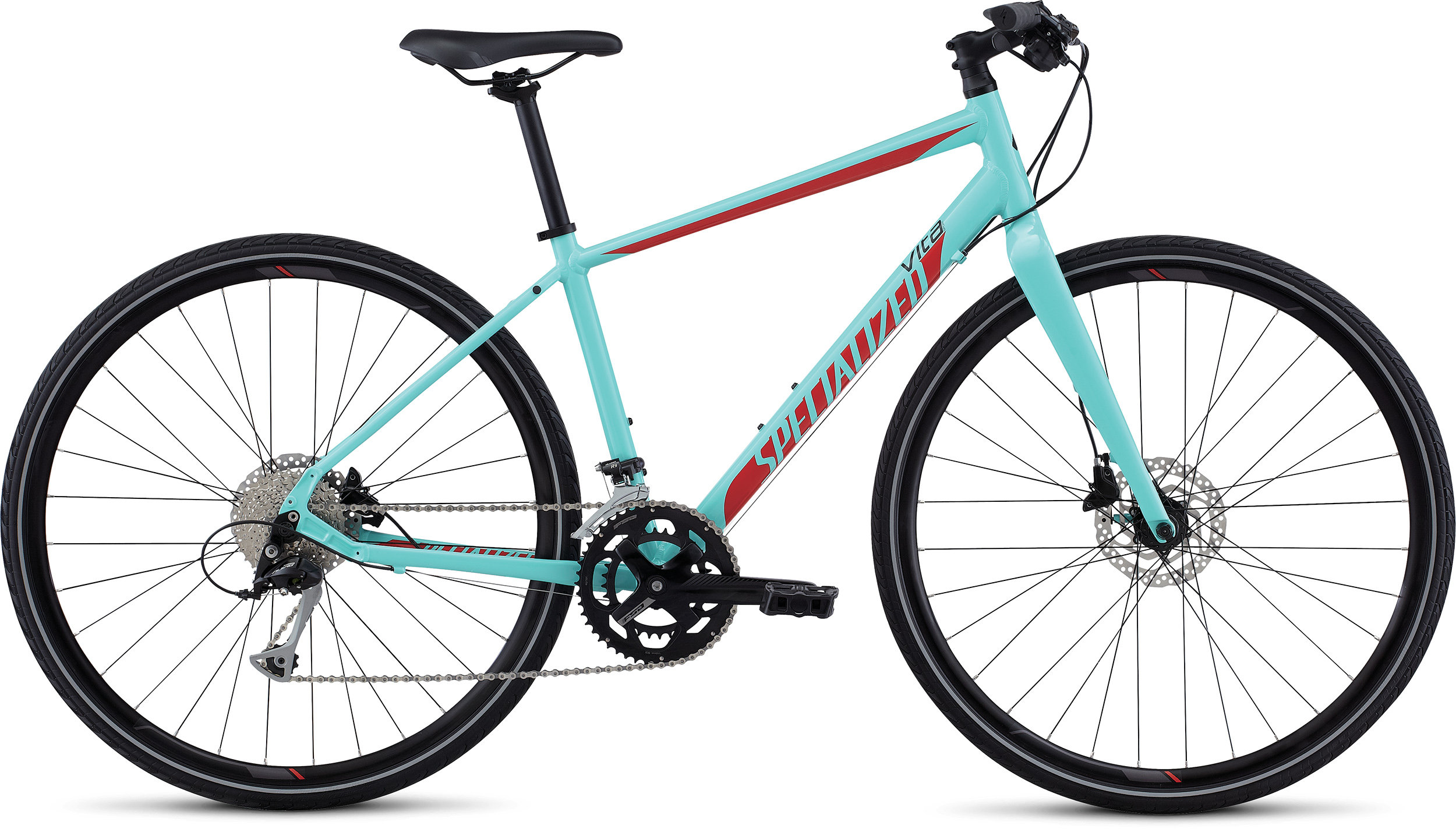 SPECIALIZED VITA SPORT LTTUR/NRDCRED/TARBLK L - Bike Zone