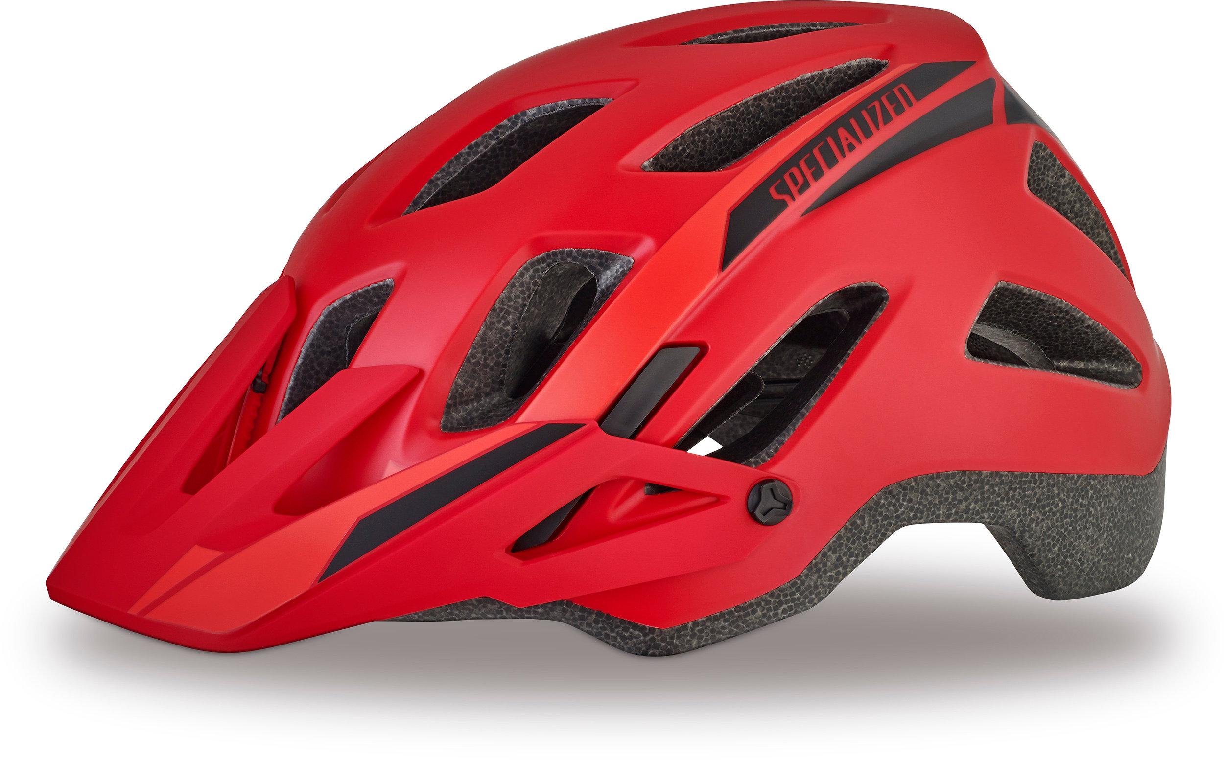 SPECIALIZED AMBUSH COMP HLMT CE RED L - Alpha Bikes