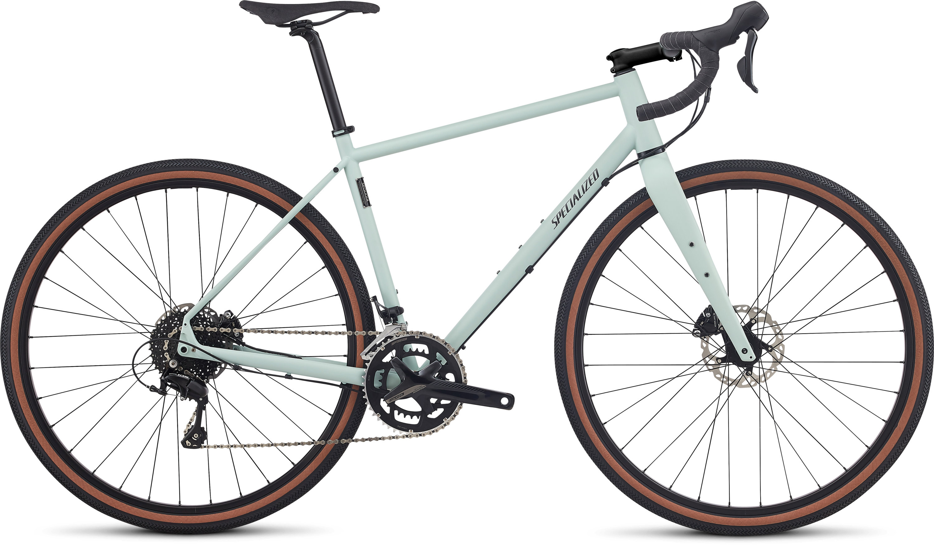 SPECIALIZED SEQUOIA ELITE CALWHTSG/GRPH 50 - Bike Zone
