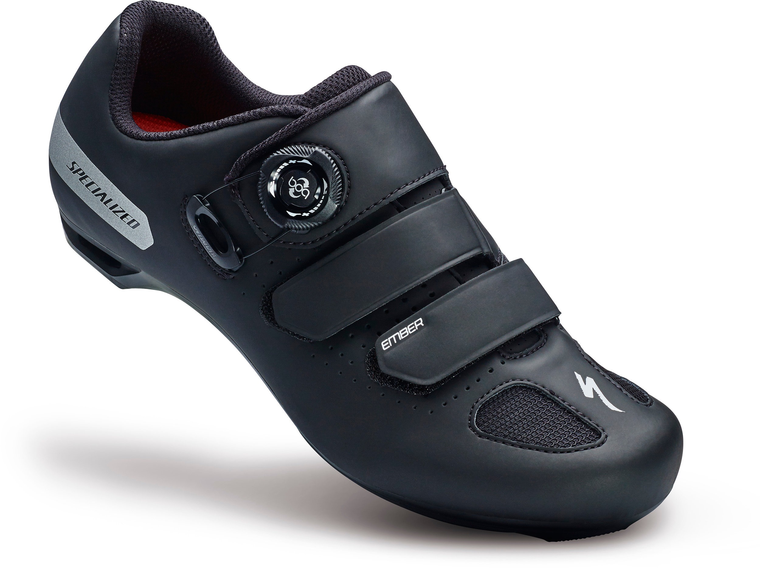 SPECIALIZED EMBER RD SHOE WMN BLK 36/5.75 - Bikedreams & Dustbikes