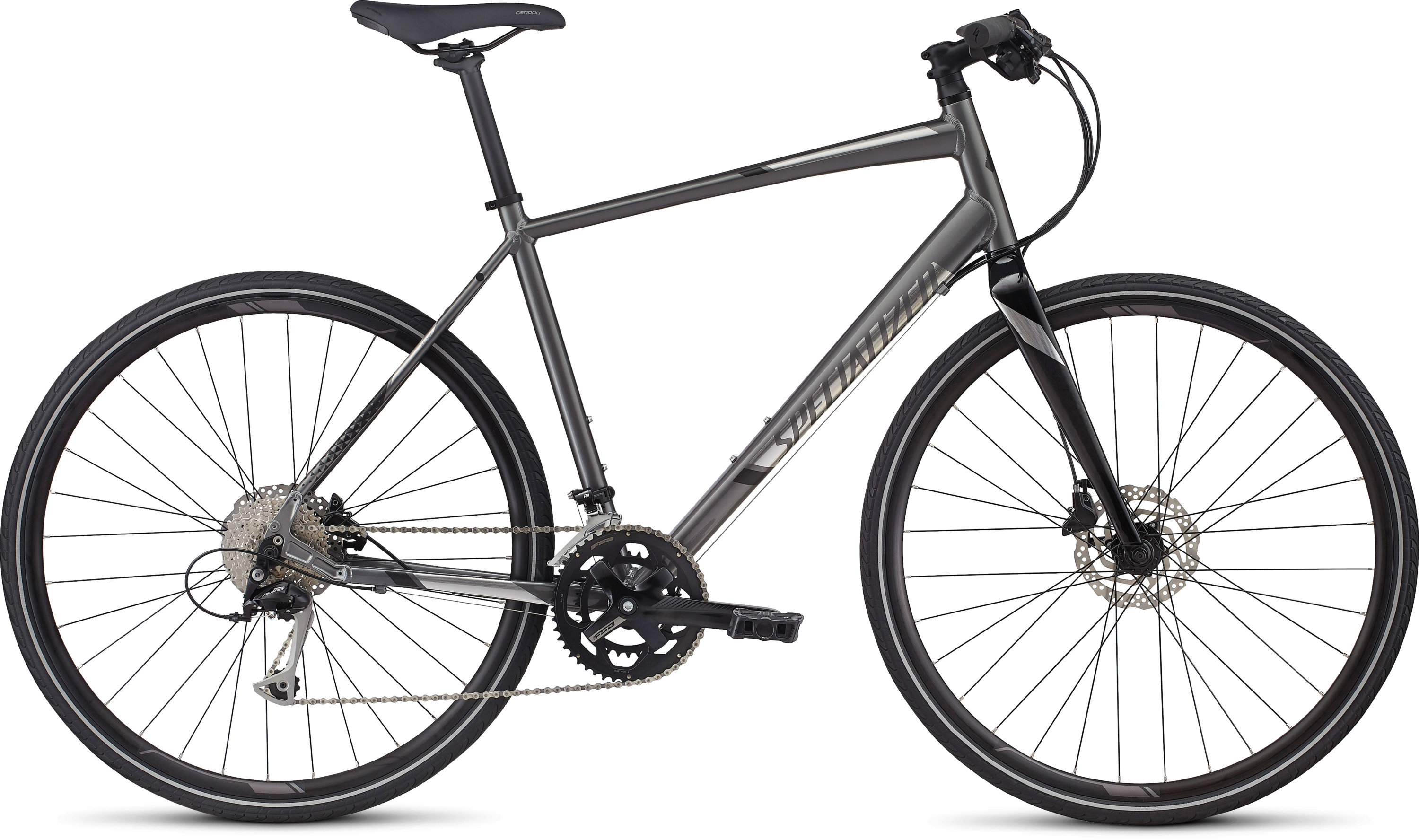 SPECIALIZED SIRRUS SPORT CHAR/CHRM/BLK L - Bike Zone