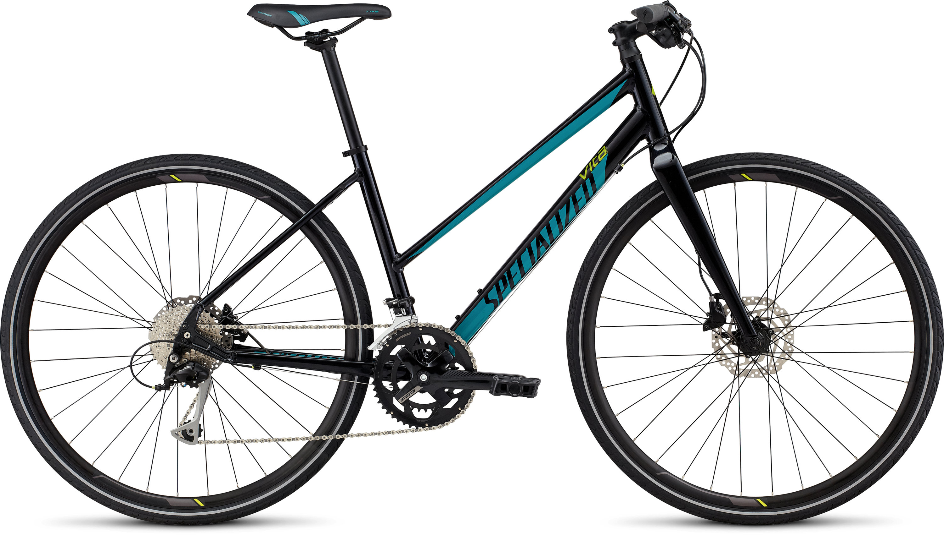 SPECIALIZED VITA SPORT ST BLUFLKTNT/TUR/HYP L - Bike Zone