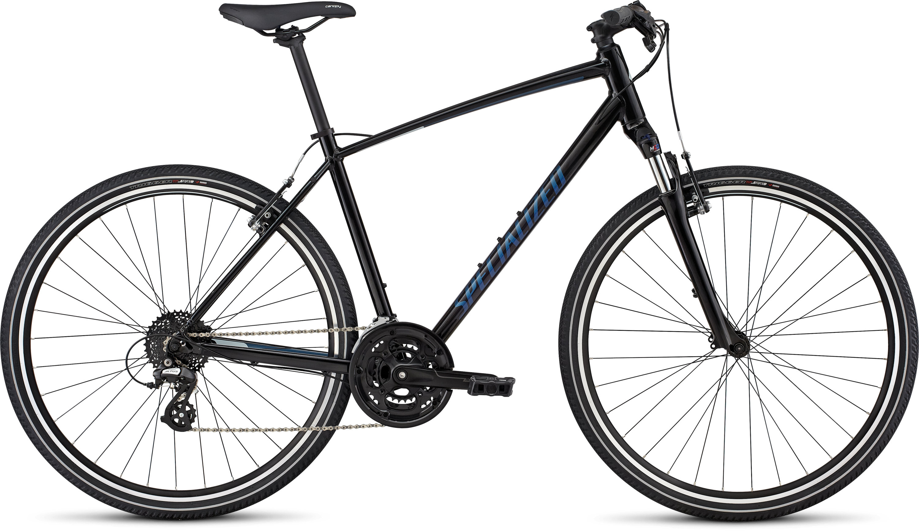 SPECIALIZED CT RIM INT TARBLK/CBRBLU/BBYBLU S - Bike Maniac