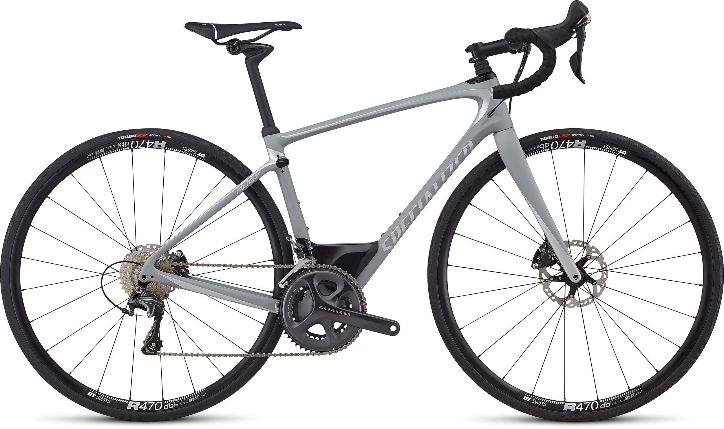 SPECIALIZED RUBY EXPERT CLGRY/FLKSIL 44 - Bike Maniac