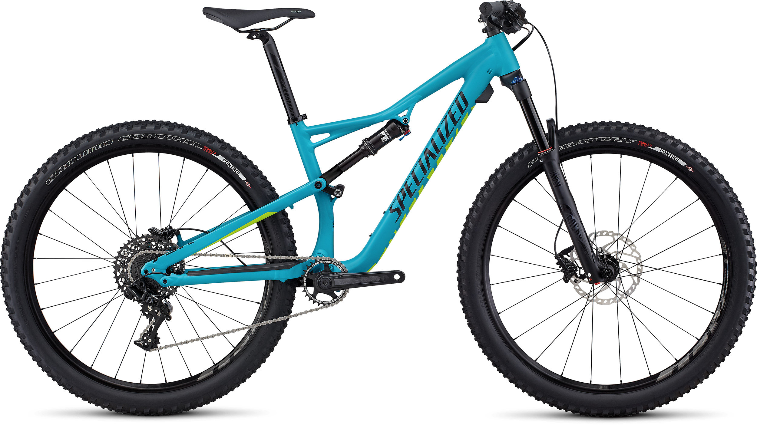 SPECIALIZED CAMBER WMN FSR COMP 650B TUR/HYP/TARBLK XS - Bikedreams & Dustbikes