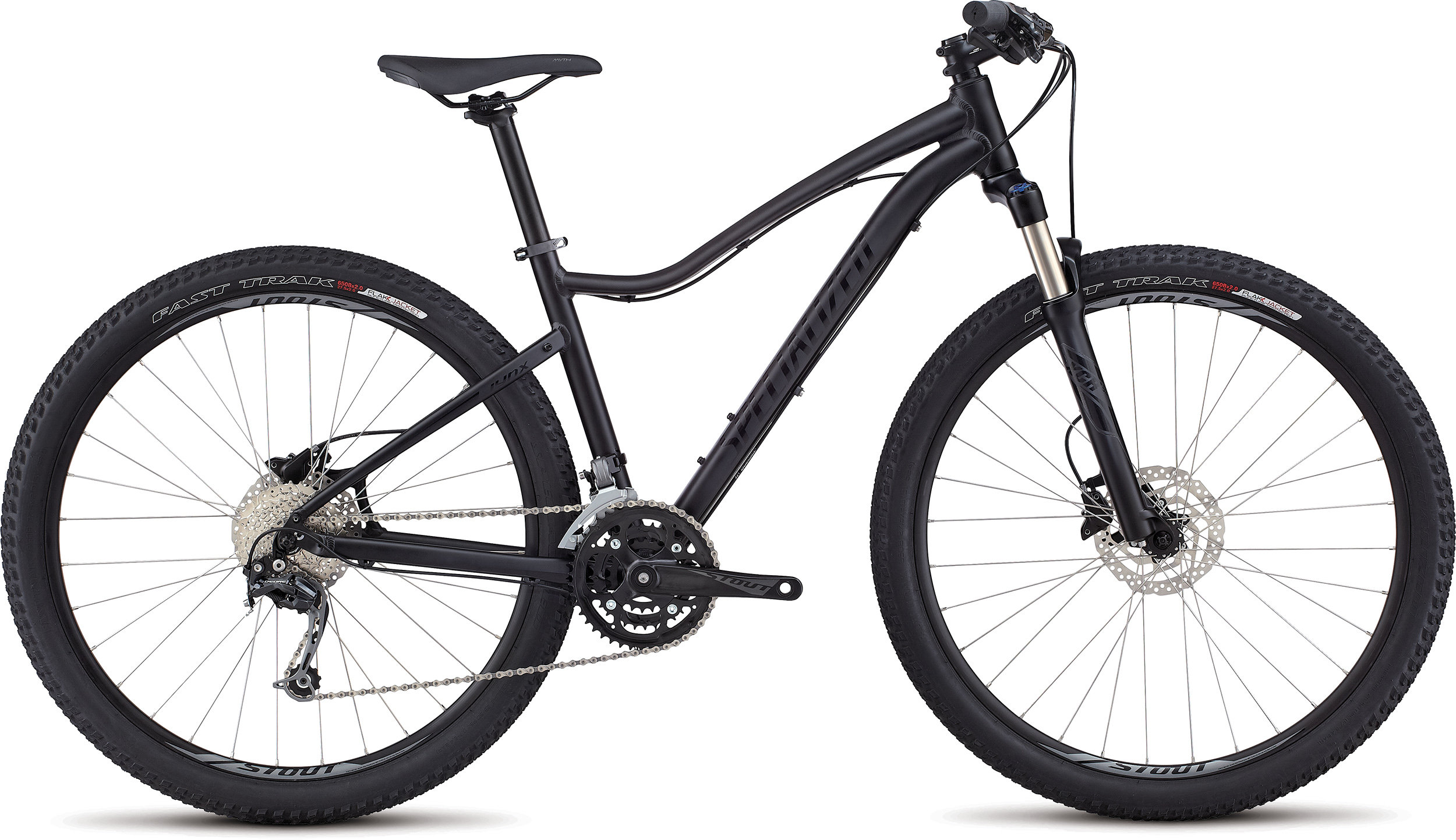 SPECIALIZED JYNX COMP 650B TARBLK/BLK L - Bike Zone