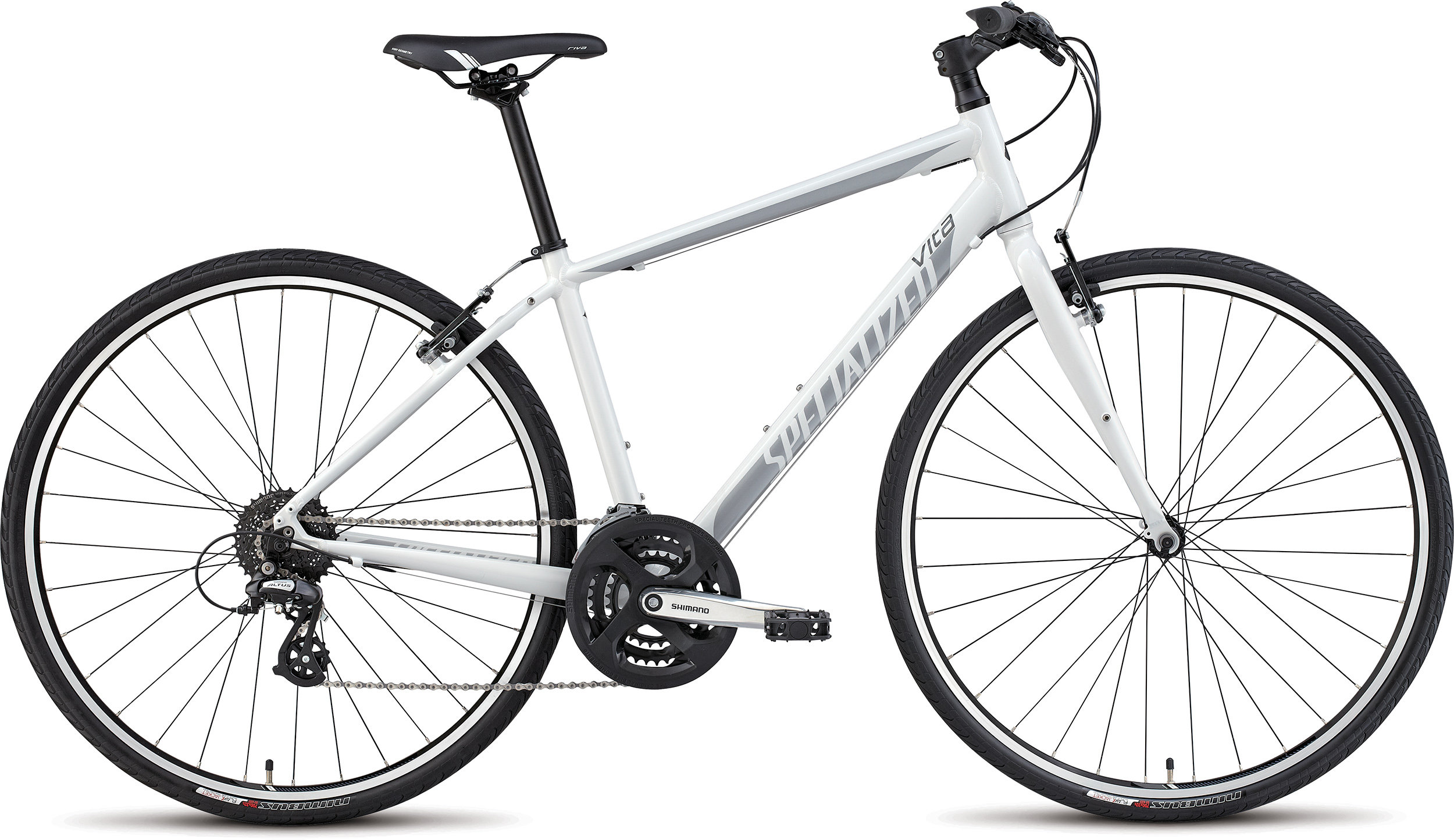 SPECIALIZED VITA WHT/SIL/CHAR L - Bike Zone
