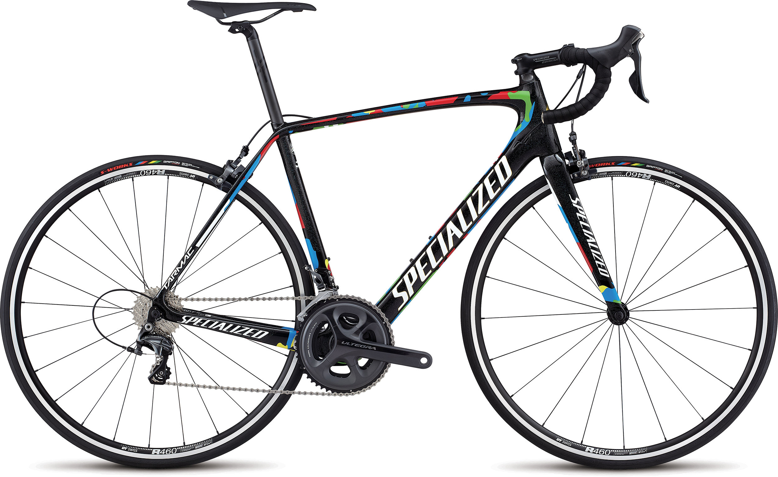 SPECIALIZED TARMAC COMP SAGAN REPLICA 56 - Alpha Bikes