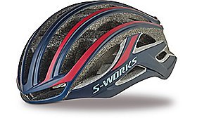 S-WORKS PREVAIL II HELMET CE NVY/RED ASIA S