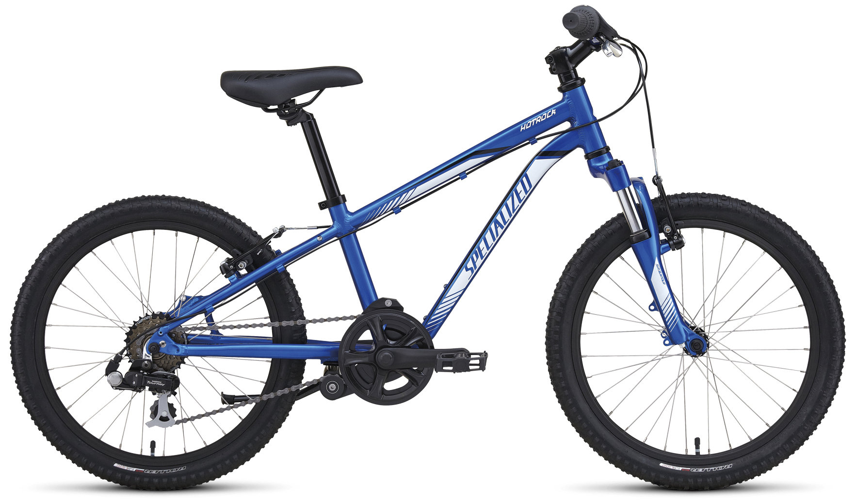 Specialized Boy´s 6-Speed Hotrock 20 Hotrock 20 6spd Boys Blue/White/Black 20 - Pulsschlag Bike+Sport