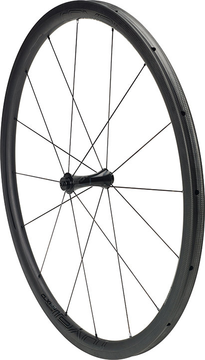 Specialized Roval CLX 32 – Tubular Front Satin Carbon/Gloss Black 700C - Alpha Bikes