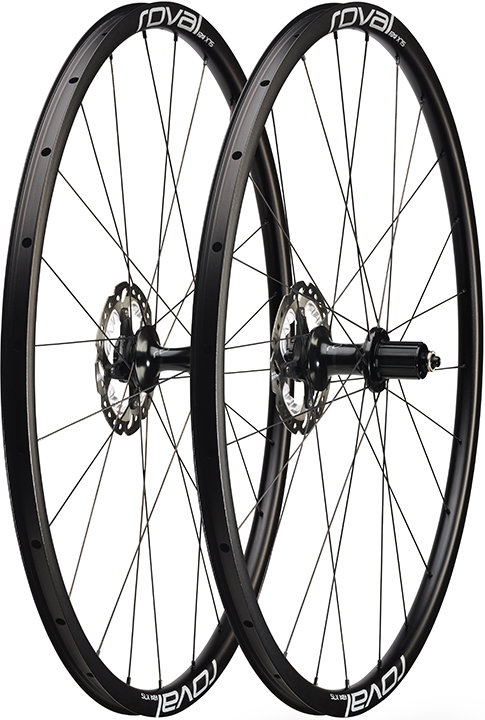 Specialized Roval SLX 24 Disc Wheelset Black/Charcoal 700C - Alpha Bikes