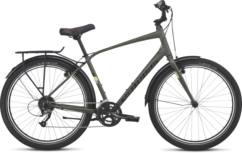 SPECIALIZED ROLL SPORT EQ OAKGRN/PDRGRN/SPR L - Alpha Bikes