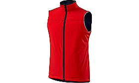UTILITY REVERSABLE VEST NVY/RED M