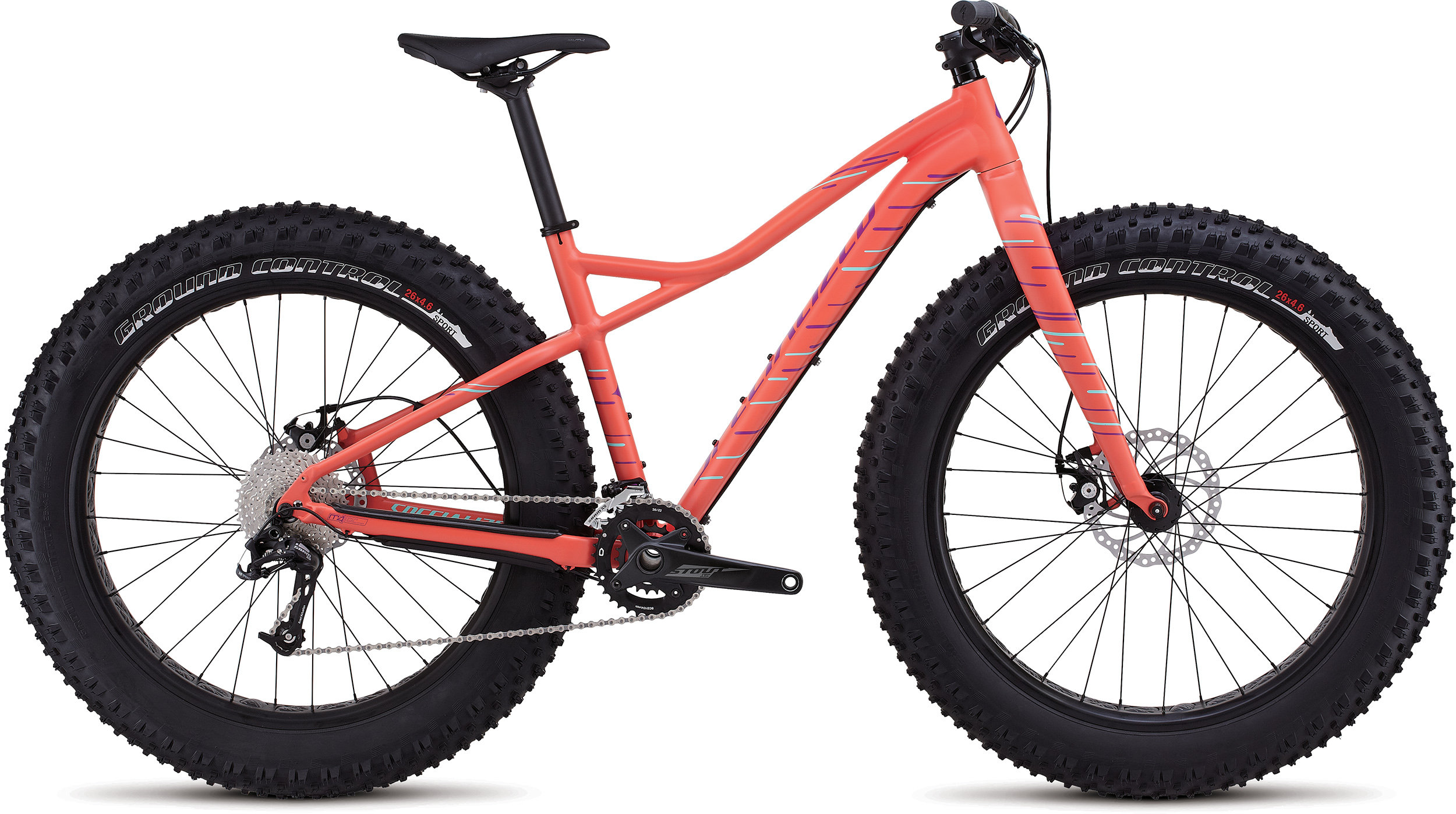 SPECIALIZED HELLGA CRL/DPFUS/LTTUR L - Bike Zone