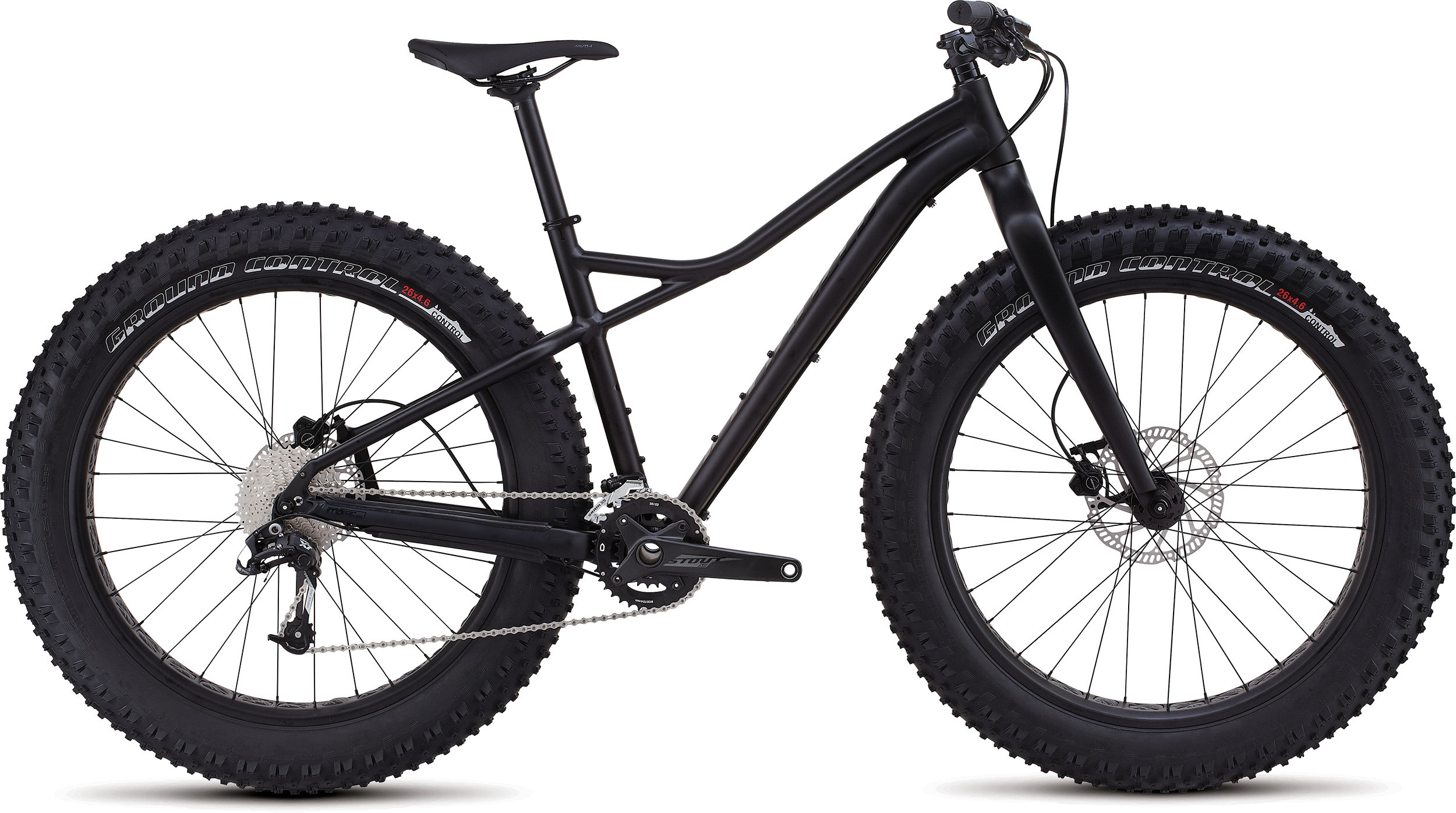 SPECIALIZED HELLGA COMP BLK/MULTI S - Bike Maniac