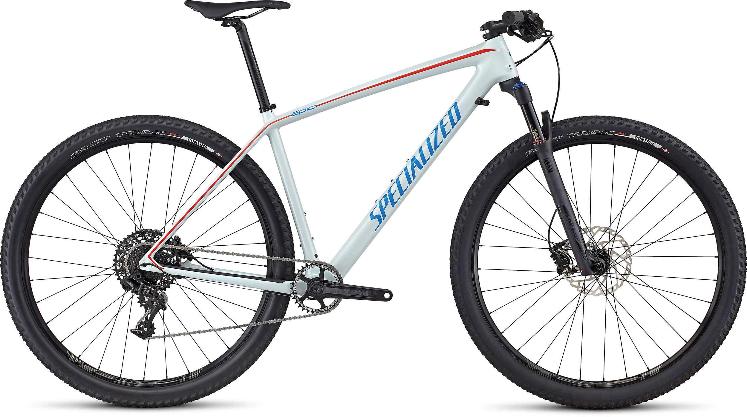 SPECIALIZED EPIC HT COMP CARBON WC 29 BBYBLU/NENBLU/NRDCRED L - Alpha Bikes