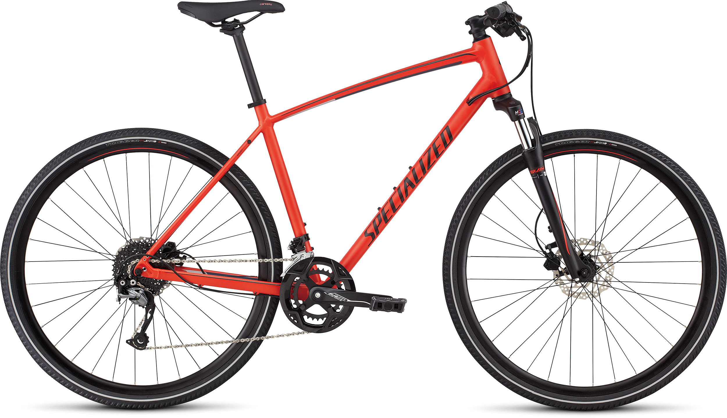 SPECIALIZED CT SPORT INT NRDCRED/NVY/FLKSIL L - Alpha Bikes
