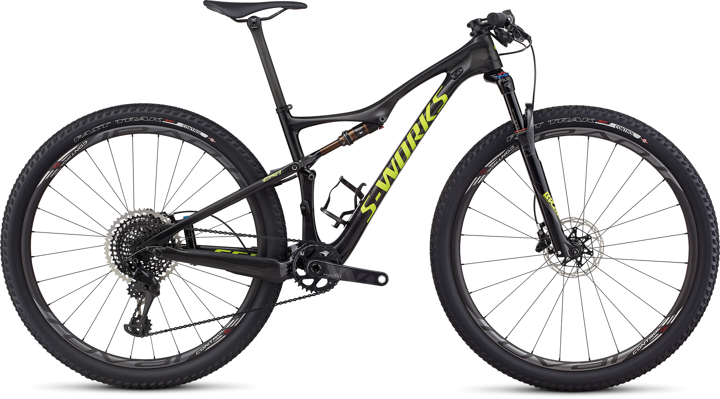 SPECIALIZED SW ERA FSR CARBON WC 29 CARB/HYP/TARBLK S - Bike Maniac